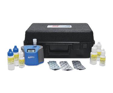 Test Kits & Reagents